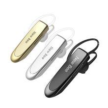 Draadloze Bluetooth Hoofdtelefoon Oortelefoon Headset BT4.0 CSR4.0 Noise Cancelling Microfoon Rijden Reizen Voor Nieuwe Bee 634A