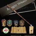 Волдеморт Гермиона, волшебная палочка, светящасветильник волшебная палочка, карта мародеров и 4 тканевых этикетки, подарок с коробкой, детс...