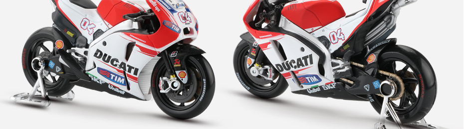 Moto GP Racing Motorcycle Toy Model Collection 52
