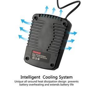 Image 4 - Сменное зарядное устройство 3.0A для Bosch 14,4 в 18 в, аккумулятор BAT609G BAT618 BAT618G BAT609, зарядное устройство для литиевых батарей быстрой зарядки