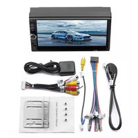 7 Polegada hd carro sem fio mp5 player android sistema de navegação gps integrado host interconexão do telefone móvel|Reprodutor de MP4 e MP5 automotivos|Automóveis e motos -