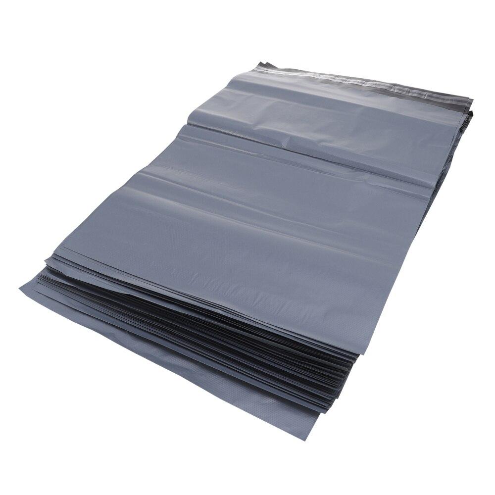 100pcs Waterproof Envelopes Mailers Self Sealing Shipping Bags Package Bags