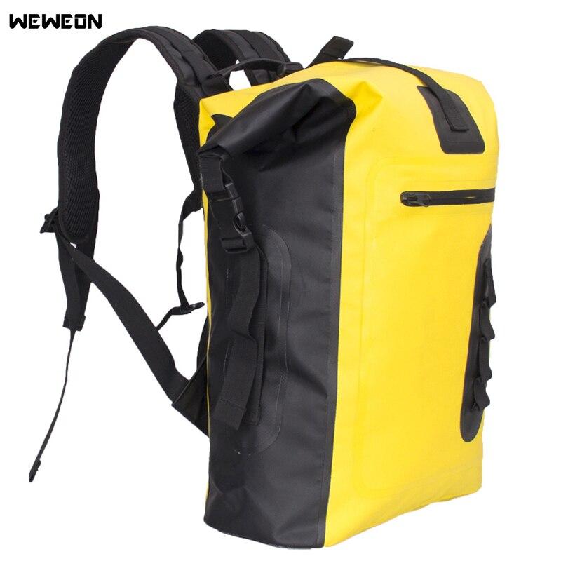 8L 30L Waterproof Dry Bag Backpack For Kayaking Rafting Drifting Outdoor Large Waterproof Dry Storage Tote Bolsa De Deporte