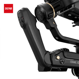 Image 2 - ZHIYUN Official Crane 3S/SE 3 Axis Gimbal Handheld Stabilizer Support 6.5KG DSLR Camera Camcorder Video Cameras for Nikon Canon
