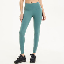 New Autumn/winter 2019  Pants European And American High-waisted Women Feel Elastic Tight Sports Butt Pants