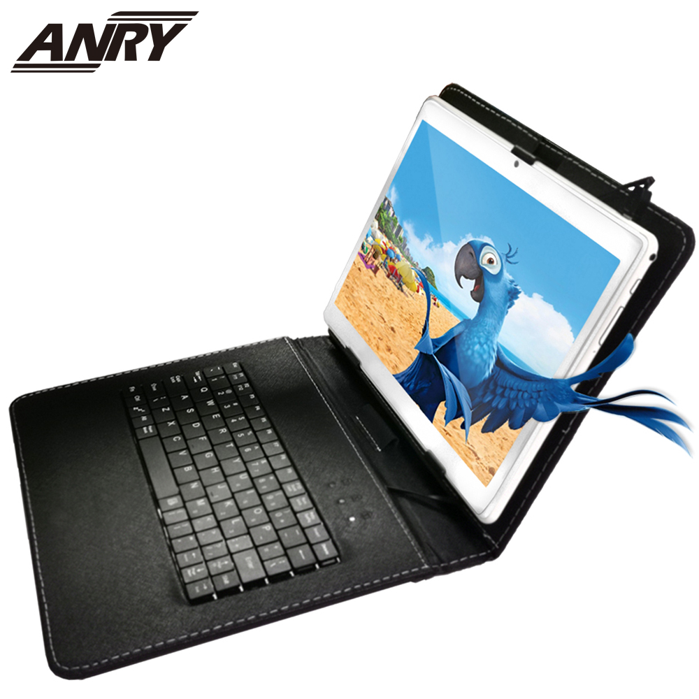 ANRY Android Tablet 10.1 Inch 4 GB RAM 64 GB ROM 5MP Rear Cameral Octa Core Processor 4G Phone Call Phablet Wifi GPS