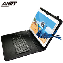 ANRY Android Tablet 10.1 Inch 4 GB RAM 64 GB ROM 5MP Rear Cameral Octa Core processor 4G Phone Call phablet Wifi GPS все цены