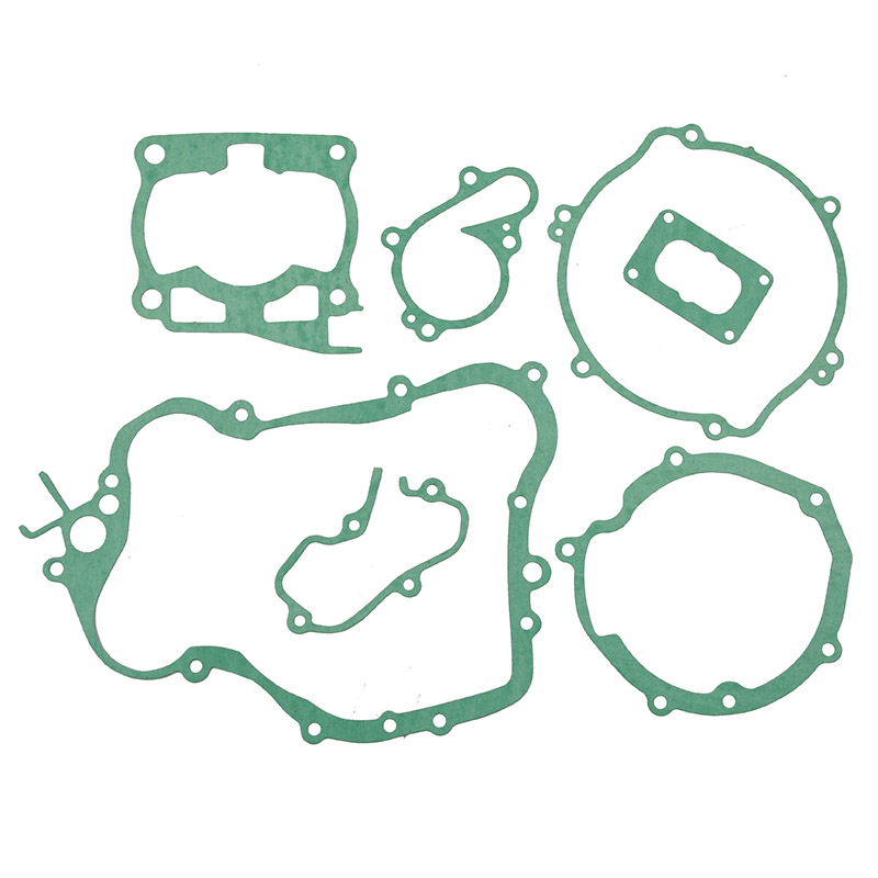 For YAMAHA YZ125 <font><b>YZ</b></font> <font><b>125</b></font> 1998-2001 <font><b>1999</b></font> 2000 Motorcycle Engines Crankcase Covers Cylinder Gasket Kit Set image