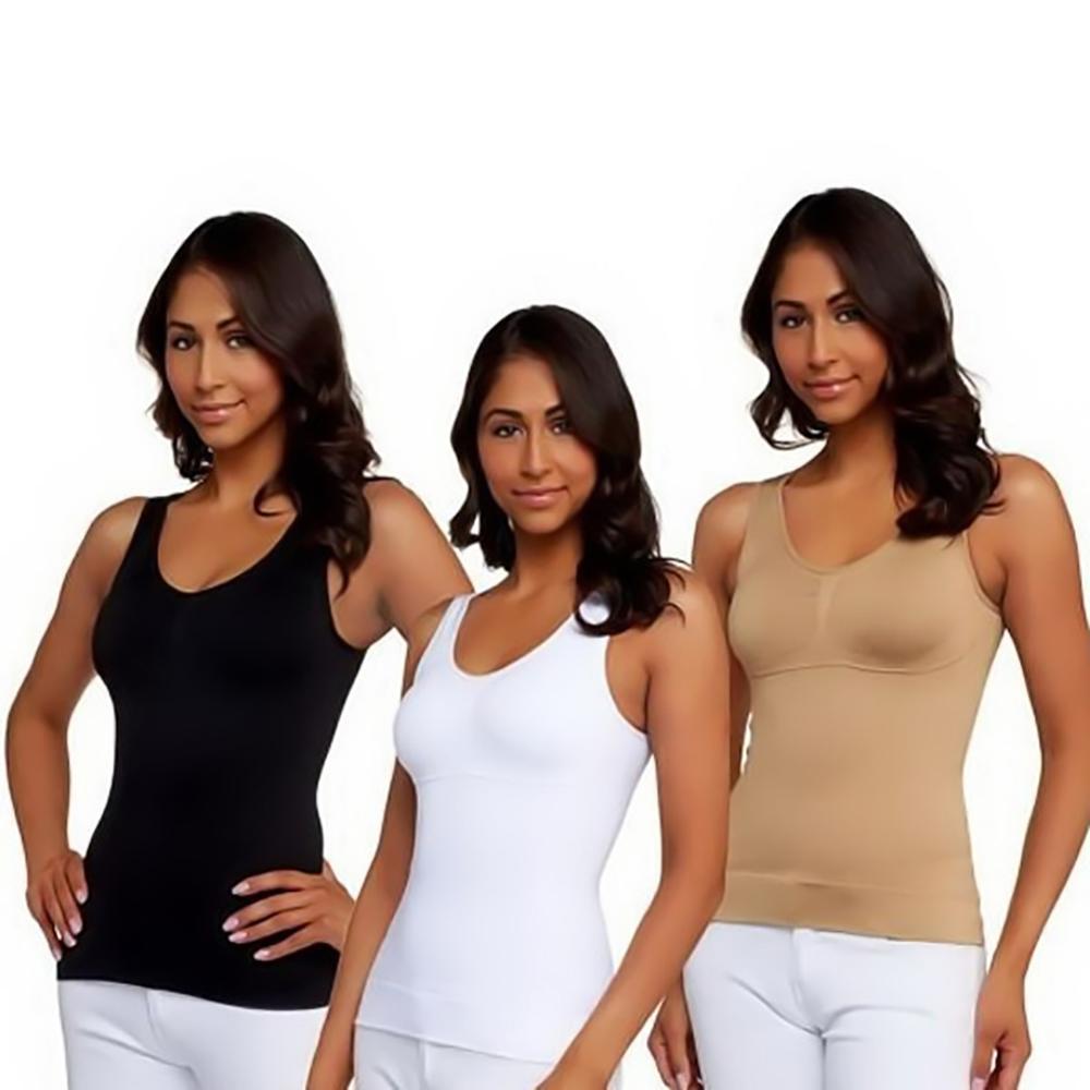 Shaper Slim Up Lift Plus Size Bra Cami Tank Top Women Body Shaper Removable Shaper Underwear Slimming Vest Corset Shapewear