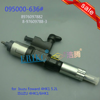 ERIKC Injector 6360 Top Quality Fuel Injector 0950006360 (8976097882) Diesel Engine Oil Injector Unit 095000 6360 for Denso