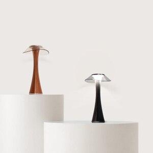 Image 2 - Led 테이블 램프 침실/사무실 책상 램프에 대 한 편안 하 고 부드러운 빛 내장 usb 충전 배터리 책상 밤 램프 3 모드