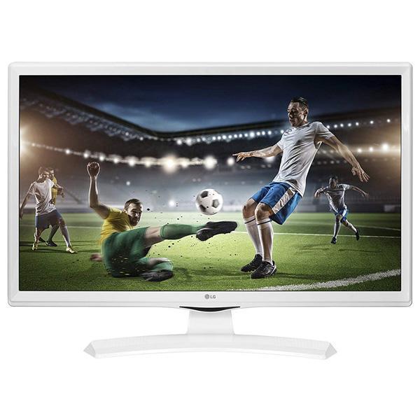 "Television LG 24TK410VWZ 24"" HD LED White"