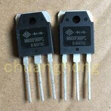 1 pçs/lote MM30F060PC embalagem original novo tubo retificador PARA-247