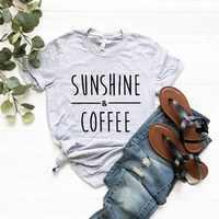 Bebé de azúcar nueva llegada Sol y camiseta de moda de verano Camisetas Regalo de Cumpleaños Tumblr manga corta Camisa de la nave de la gota