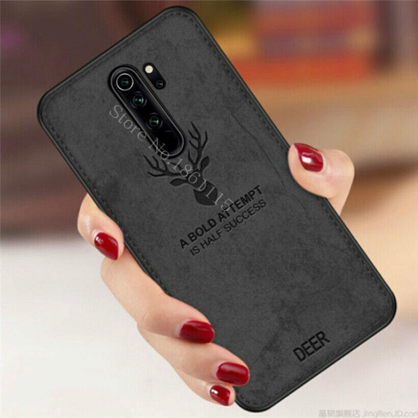 Classic Cloth Matte Skin Soft Fabric Phone Case Made Of Cloth Material And Soft TPU Material
