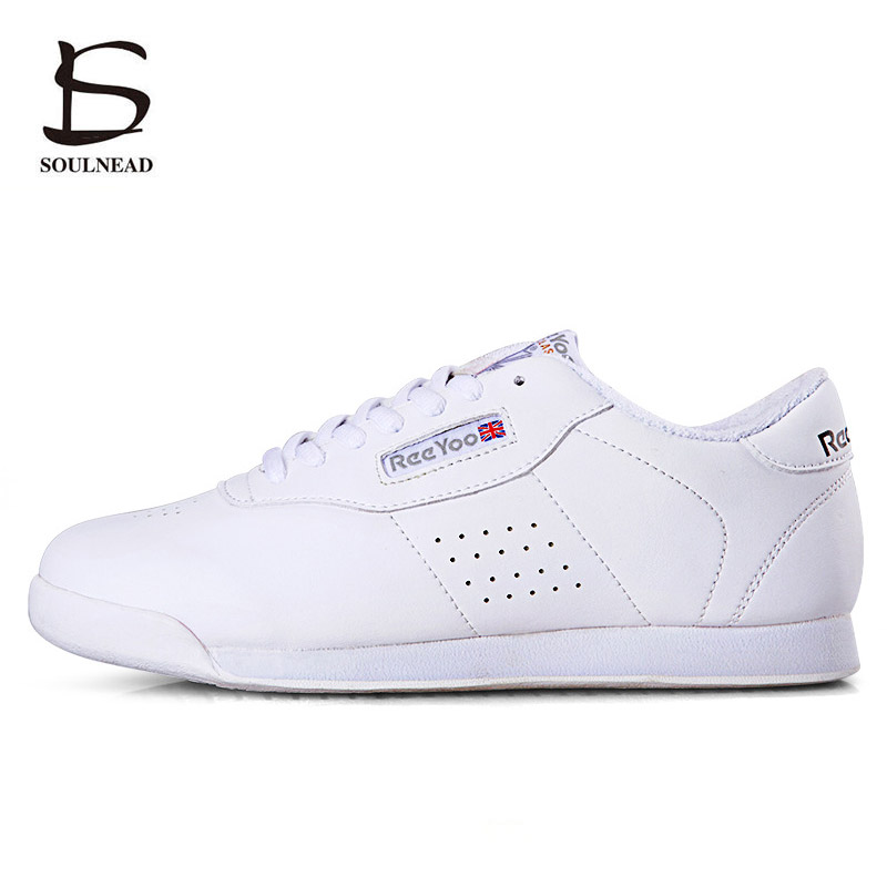 Man Women Sports Fitness Gym Shoes Boys Girls Aerobics Dance Shoes White Children's Competitive Modern/Jazz/Hip-hop Dance Shoes
