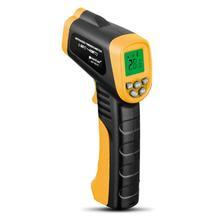 HoldPeak HP-981C Infrared Thermometer -30~550'c / -22~1022'f Temperature Meter Gun Non-contact Ir Digital Meter