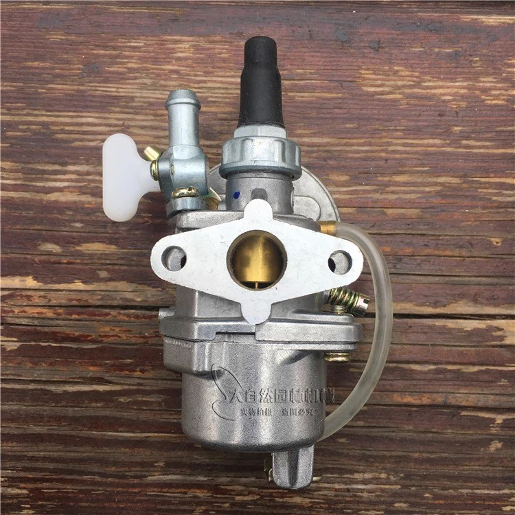 G45L CARBURETOR W/ FOR ZENOAH KOMATSU G4K G45 BC4310 MD431 FLOAT TYPE CARB AY BRUSHCUTTER TRIMMER PARTS