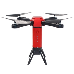 Intelligent Self-Timer Remote Control Foldable Drone Four-Axis Fpv 720P Hd Wide-Angle Camera Drone