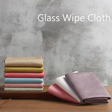 5Pcs 3Pcs Efficient Microfiber Fish Scale Wipe Cloth Anti-grease Wiping Rag Efficient Washing Dish Home Kitchen Cleaning Towel