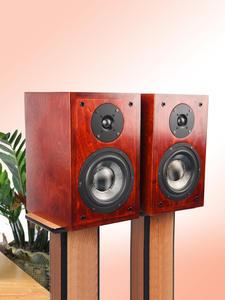 Hi-Fi Speaker Passive HIFIDIY Live-Stereo Birch Fever Wood 2 Bookcase