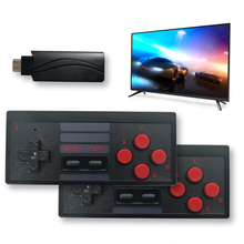 Retro Console Wireless-Controller Video-Game Mini S3 Built-In-628 Output VKTECH Dual-Players