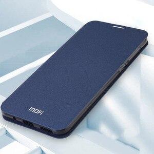 Image 4 - Mofi Cho Xiaomi Redmi 6 Ốp Lưng 6 Pro Ốp Lưng TPU Da Flip Cover Silicon Bảo Vệ Shockpoor Cao Cấp Dành Cho Xiaomi Redmi 6A Bao