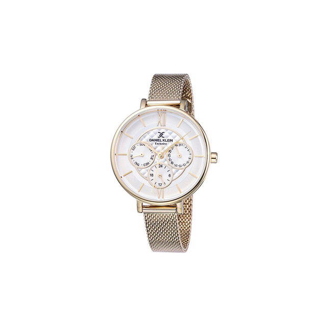 Наручные часы Daniel Klein DK11895-2 женские кварцевые на браслете