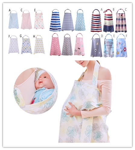 Anti-Exposure Mom Breastfeeding Up Supplies Feeding Mommy Towel Breast Cover Baby Nursing Infant Blanket