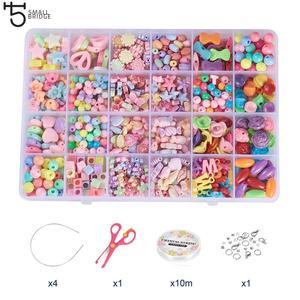Diy Acrylic Beads Kits for Jew