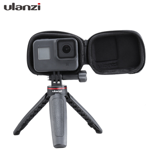 Image 3 - ULANZI G8 4 GoPro 8 מגן מקרה נייד Carring תיק לgopro גיבור 8 אבזר