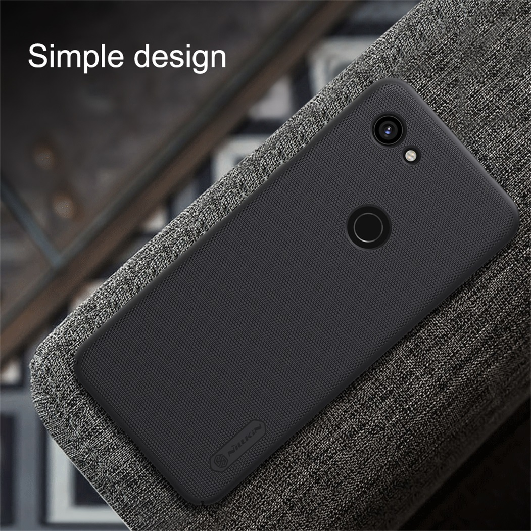 For Google Pixel 3A XL 3XL Case Pixel 3 3A Cover Super Frosted Shield Hard PC Back Cover Protector For Google Pixel3a XL