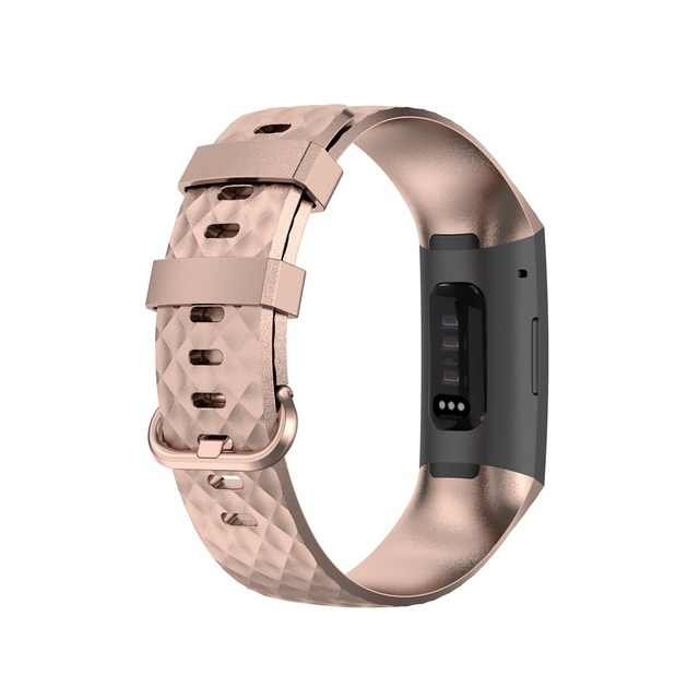 High Quality Watch Strap For Fitbit Charge 4 Bracelet Sport Watch Bands Silicone Wristband For Fitbit Charge 3/3 SE Accessories 3