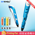 Myriwell 3d pen 3d pens 1.75mmABS/PLA Filament 3 d pen3d model Best Gift for Kids 3d drawing pen 3d|3d pen|myriwell 3d pen|pen 3d -
