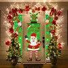 Christmas Decorations for Home Porch Sign Decorative Door Banner Hanging Merry Christmas Xmas Ornaments Navidad 2020 Natal 2021