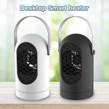Electric Fan Room Heater Portable Space Heater Mini 3 Heating Settings Air Heating Space Winter Warmer Fan 400W 220V diesel fan heater parma tpdk 30 p hotplate facility heater area heater space heater