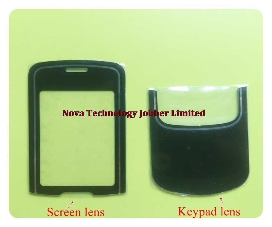 Wyieno N8600 Luar Kaca Panel untuk Nokia 8600 Keypad Lensa Kaca Depan LCD Layar dengan Pelacakan