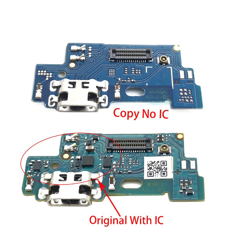 For ASUS Zenfone MAX M1 ZB555KL USB Charger Port Dock Plug Connector With Mic  Board Replacement