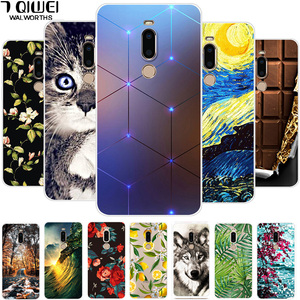 For Meizu M8 Case Covers Silic