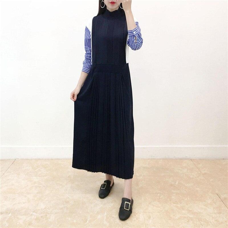 SZMALL mode plus récent ue élégant longue robe pour femme automne printemps fête lâche pleine manches robes femmes Pop vêtements