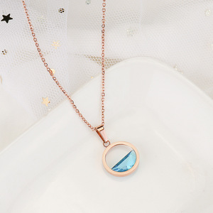 SSN2 Stainless Steel Necklace