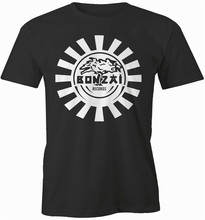 Bonzai Records Belgium Techno Trance, Hard Trance, Rave Music Hardcore Oldschool New Trends Tee Shirt(China)