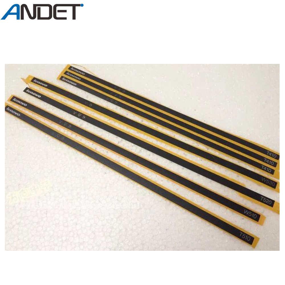 LCD קדמי מדבקת עבור Lenovo ThinkPad T420 T420S T430 T430S T410 T410S T510 T520 T530 T500 צלחת Bluetooth אור מחוון כיסוי