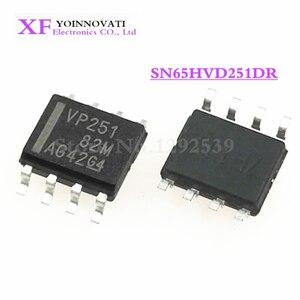 Image 1 - 50 pcs/lot SN65HVD251DR SN65HVD251 65HVD251 VP251 SOP8