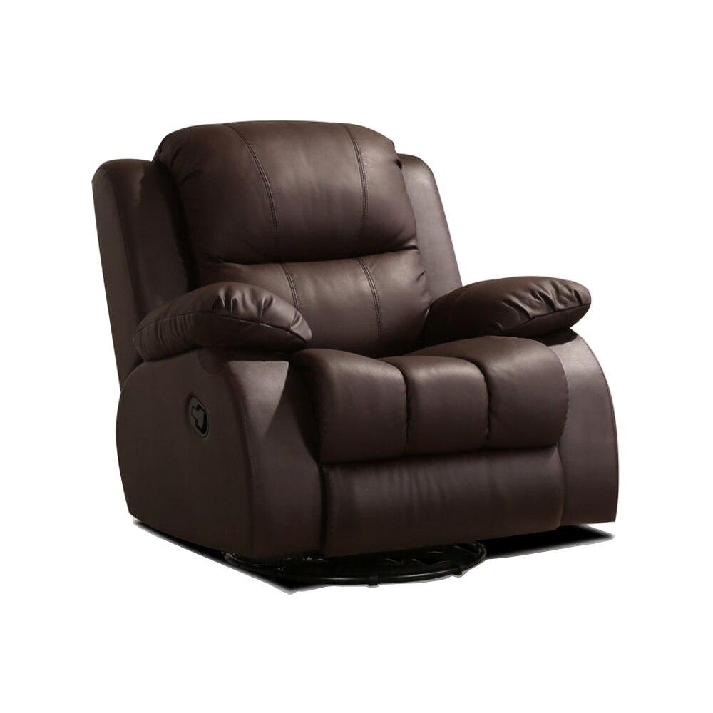 Silla de sala de estar cadeira poltrona silla de cuero genuino sillas fauteuil silla sillon mecedora reclinable manual sillón giratorio Funda de alta calidad para sofá, mobiliario, sillón, moderno sofá para sala de estar, funda de sofá elástica, funda de sofá de algodón de 1/2/3/4 plazas