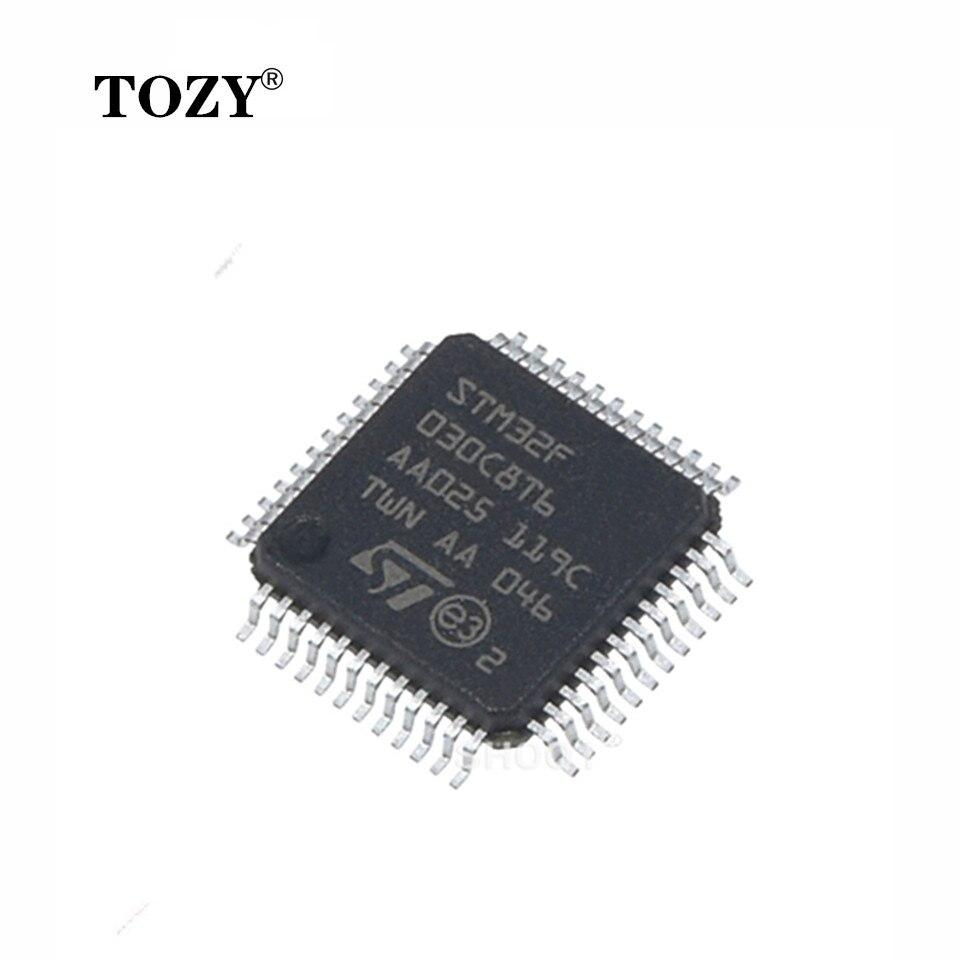 10pcs / lot STM32F070C8T6 STM32F070CBT6 STM32F070RBT6 030c8t6 new original processor