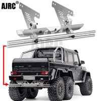 AJRC TRAXXAS TRX-4 G500 82096-4 88096-4 TRX-6 6X6 G63 metal rear bumper chassis protection armor