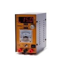 좋은 기술 YH-1501S 0-15 v  0-1a 가변 dc 전원 공급 장치 미니 휴대 전화 수리 dc 규제 전원 공급 장치