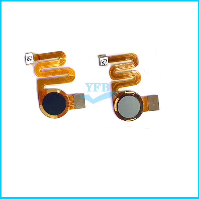 For ZTE Blade V9 / V9 vita Fingerprint Touch Sensor Home Button Return Assembly Flex Cable Ribbon Replacement Parts(China)