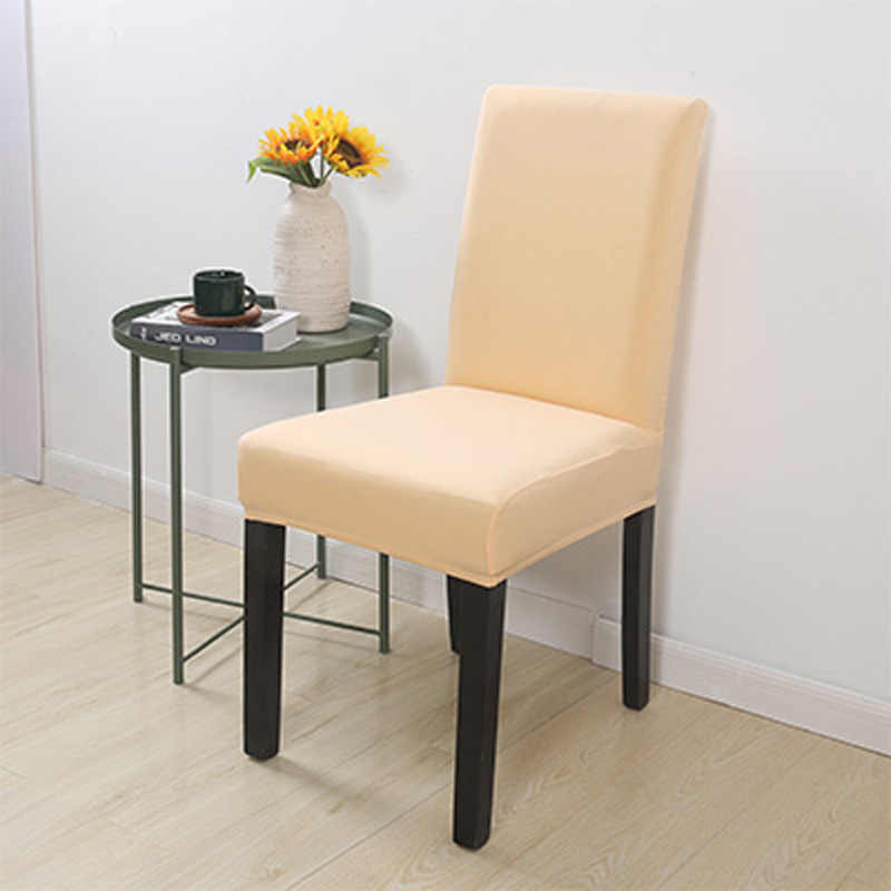다이닝 룸 의자에 대 한 패브릭 의자 커버 소파와 의자에 대 한 부엌에 대 한 의자에 대 한 높은 다시 거실 의자 커버
